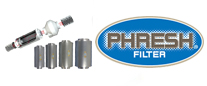 Phresh Inline Carbon Filters